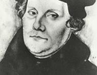 Martin Luther klein
