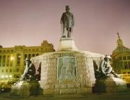 Paul Kruger standbeeld klein