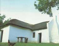 Pioniershuis Silverton klein