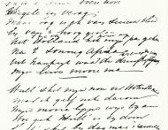 JL Cachet handskrif klein