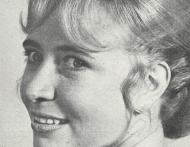Lucille Ackerman kleiin
