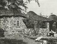 Rondawels op Pelindaba waarin Marais die laaste 24 uur van sy lewe deurgebring het k