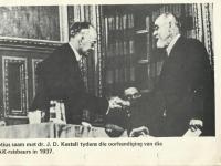 Totius en Kestell