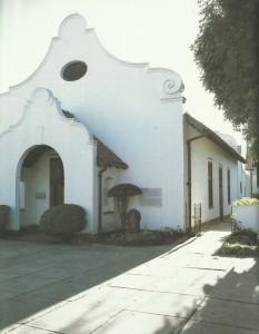 Die kerk is in Kerkstraat geleë