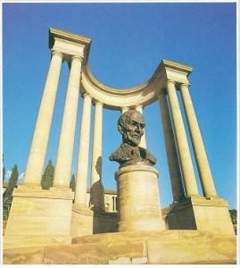 JC Smuts-standbeeld