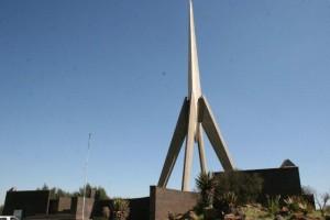 Nagnoeg 5 km verby die Belfast-afrit op die hoofweg tussen Pretoria en Nelspruit
