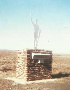 Soetwater, langs die pad tussen Nieuwoudtville en Calvinia