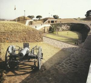 Fort Schanskop, op die Voortrekkermonument-terrein