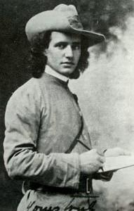 Fritz du Quesne as krygsgevangene op Bermuda