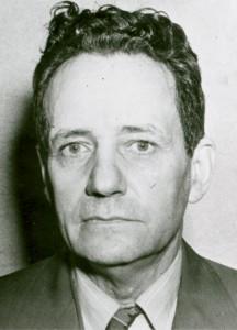 In 1941 na sy gevangeneming deur die FBI