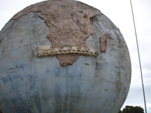 Die Karel Landman-monument